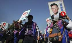 Hong Kong campus drama persists as city gears for elections