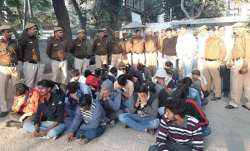 32 arrested as Delhi Police busts fake call centre