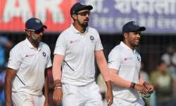 Indian pace attack in one of the most lethal in world cricket: Ashwin