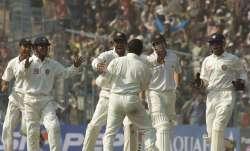 India vs Australia 2001