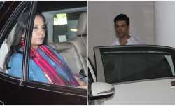 Manish Malhotra's Father Death: Karan Johar, Shaba
