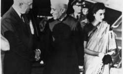 Nehru was born on this day in 1889 and his birthday is also