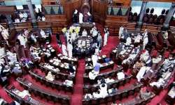 Rajya Sabha witnesses uproar over discussion on pollution in Delhi