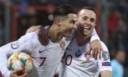 cristiano ronaldo, portugal vs luxembourg, euro 2020