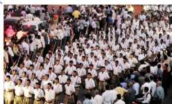25-day training camp of RSS volunteers begins in Nagpur
