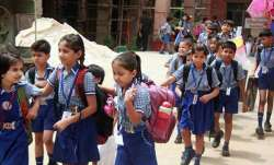 Girl students allegedly forced to take off their leggings by school authorities in Bolpur, parents p