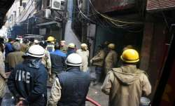 Delhi fire tragedy: A Sunday morning that no one wished for