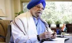 Lapses allowed to continue with impunity: Hardeep Singh Puri over Delhi fire