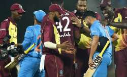 India had toured West Indies after the 2019 World Cup