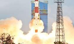 ISRO satellite launch