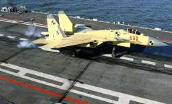 Chinese navy trains more fighter pilots to command warships