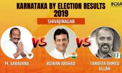 Karnataka by-election 2019 Results Shivajinagar: Congress'