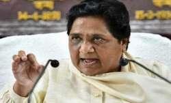 UP police counters Mayawati's 'jungle raj' remark