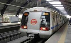 Janpath metro station gates closed due to protest at Jantar Mantar against citizenship act