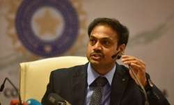 File image of MSK Prasad