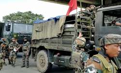 Citizenship (Amendment) Bill: 5,000 paramilitary personnel sent to northeast in wake of protests
