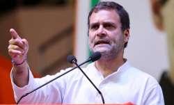 EC seeks report on Rahul Gandhi's 'Rape in India' remark