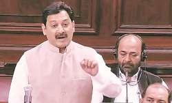 Rajya Sabha member wants full name of Shivaji for all institutions