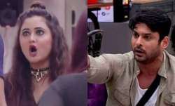 Sidharth Shukla-Rashami Desai ugly fight over 'chai'