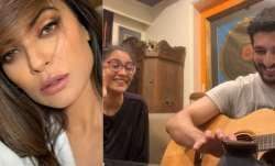 Sushmita Sen is in awe of daughter Renee singing 'Hero' with beau Rohman Shawl. Watch video