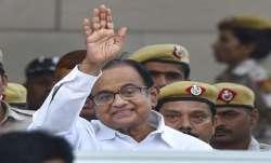 SC restrains Chidambaram from giving press interviews