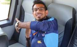Yuzvendra Chahal on Chahal TV