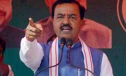 People protesting against CAA mentally-challenged; need treatment, says Keshav Prasad Maurya