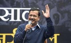 'Common man' out, Kejriwal now Delhi's 'elder son'