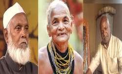 Padma Shri awardees, list of Padma Shri awardees, Padma Shri, Jagdish Lal Ahuja, Javed Ahmad Tak, Sa