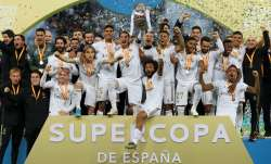 Spanish Super Cup: Real Madrid beat Atletico in penalty shootout to clinch title