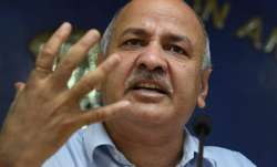 Manish Sisodia does not have car on his name: Affidavit for Delhi polls