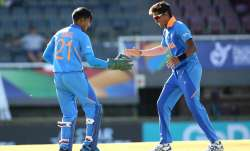 India now await the result of the quarterfinal match