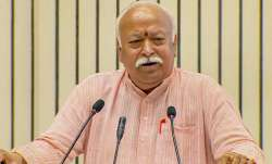 Wish they understood Gandhi's nationalism: Congress on RSS chief Bhagwat's remark