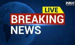 Breaking news live blog
