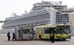 Two passengers, Diamond Princess cruise ship, Coronavirus positive