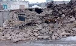 Eight dead in Turkey as 5.7 earthquake strikes western Iran