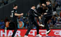 India suffered a 22-run defeat at the hands of New