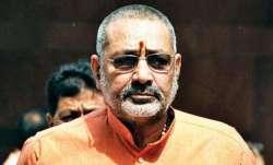 BJP President JP Nadda summons Giriraj Singh over controversial remarks
