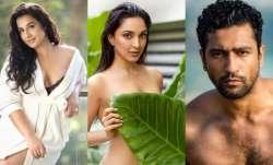 Vidya Balan, Kiara Advani, Vicky Kaushal strike si