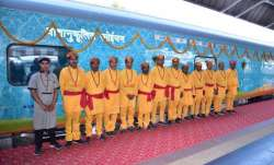 Kashi Mahakal Expess Train: AC seat reserved for Lord Shiva