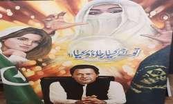 'Black magic': Pak PM Imran Khan's ex-wife tweets poster; deletes later