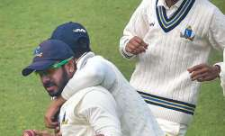 Punjab, needing 190 runs for victory, fluffed their run