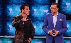 Rajat Sharma questions Bigg Boss 13 housemates and Salman Khan in 'Aap Ki Adalat' style