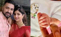 Shilpa Shetty Kundra, Raj Kundra welcome baby girl - Samisha Shetty Kundra