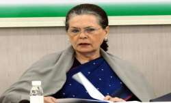 Sonia Gandhi to address press conference on Delhi violence