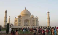 Trump Agra visit: Ticket counters at Taj Mahal to close at 11:30 am on MondayTrump Agra visit: Ticke