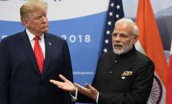 Trump's India visit preparations show 'slave mentality':
