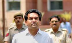 As Northeast Delhi limps back to normalcy, Kapil Mishra participates in peace march at Jantar Mantar