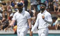 India vs New Zealand 2020