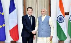 Modi, Macron hold discussion on COVID-19, agree that experts should share info to deal with crisis